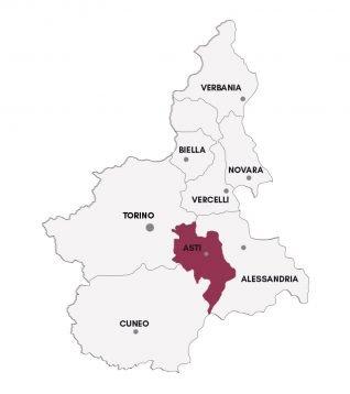 Freisa d'Asti DOC - Denominazioni Consorzio Barbera d'Asti e vini del Monferrato